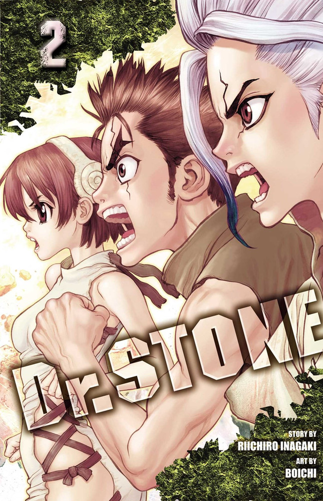dr. stone volume 2