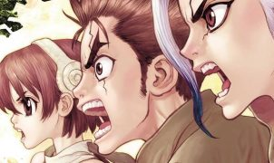 dr. stone volume 2 review