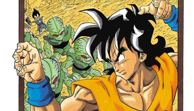dragon ball that time I got reincarnated as yamcha