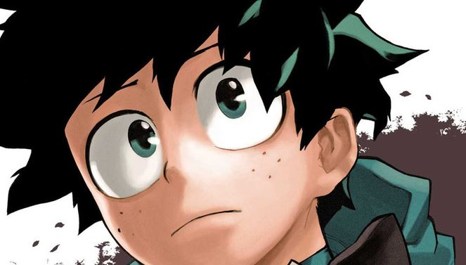 my hero academia volume 15 review