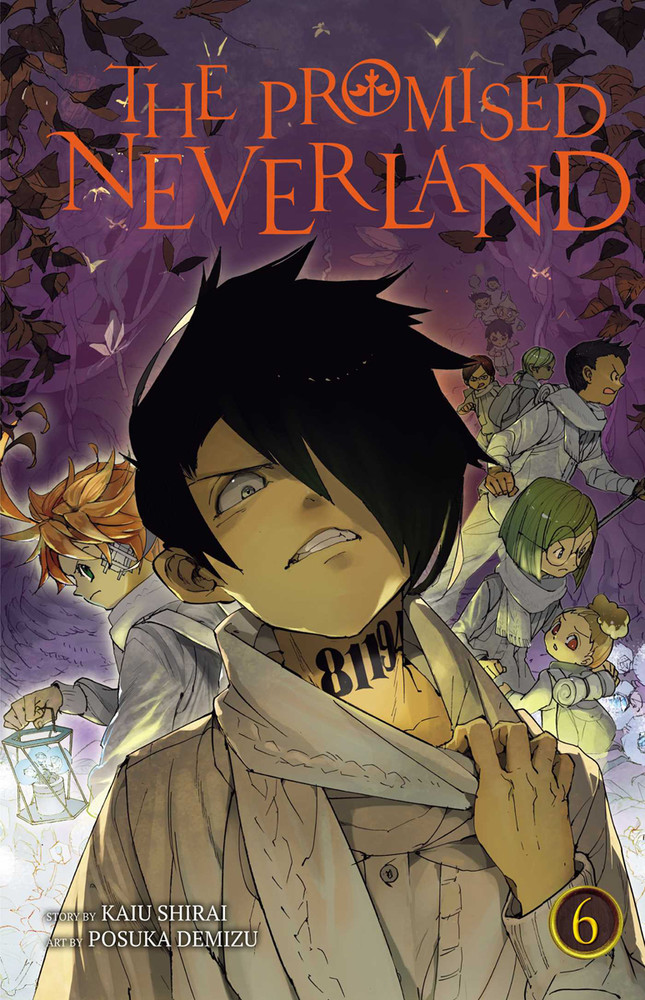 the promised neverland volume 6 review