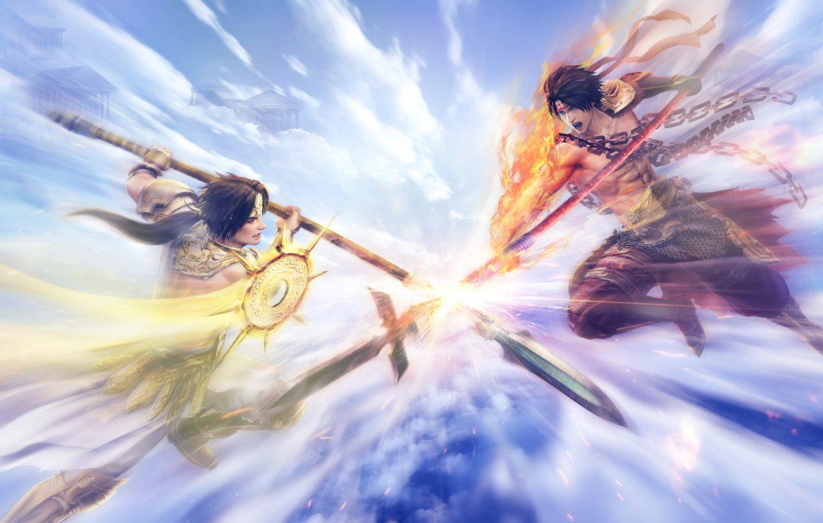 PlayStation Altervatives | Warriors Orochi 4