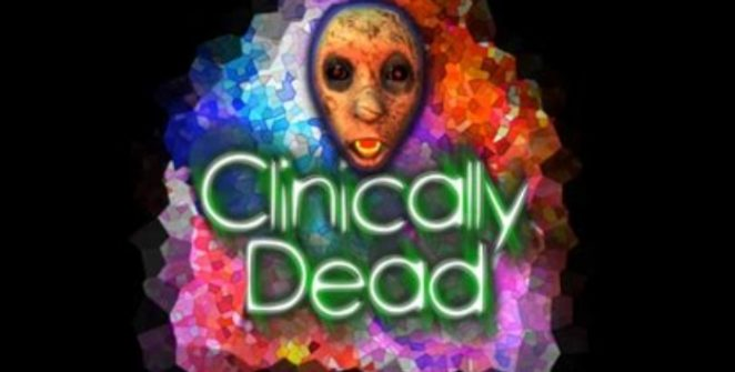 Clinically Dead title