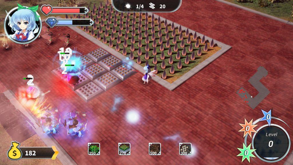 Gensokyo Defenders 2