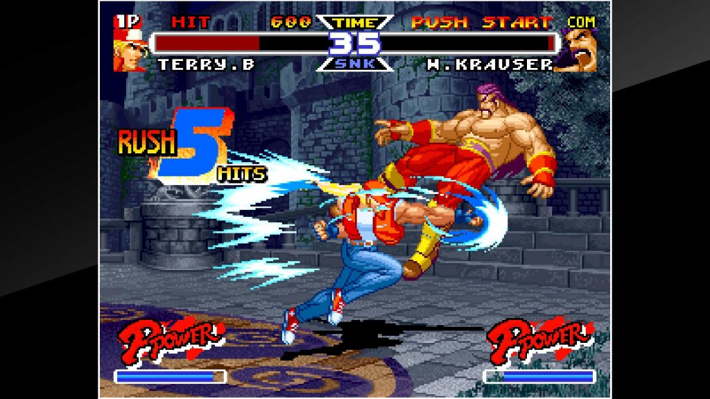 Real Bout Fatal Fury Special CD