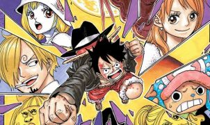 one piece volume 88 review