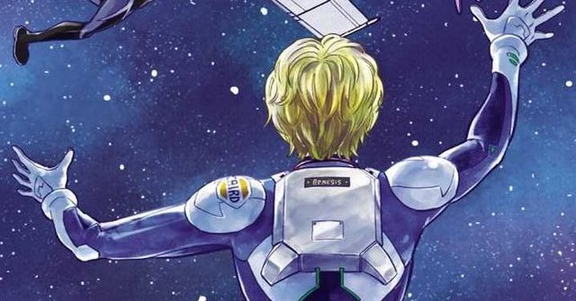 astra lost in space volume 5 review