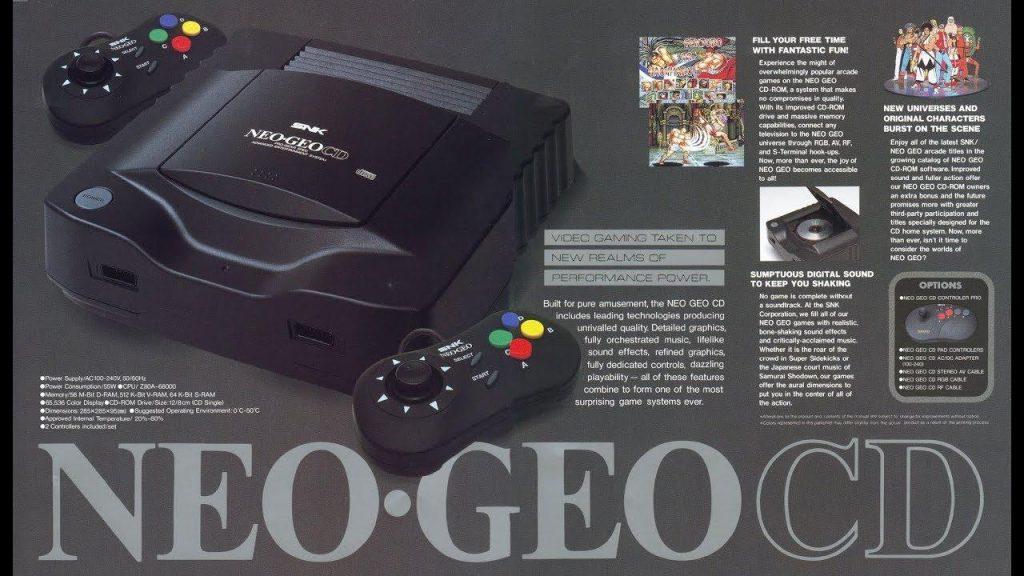Neo Geo CD