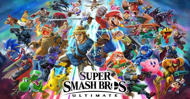 smash bros ultimate review