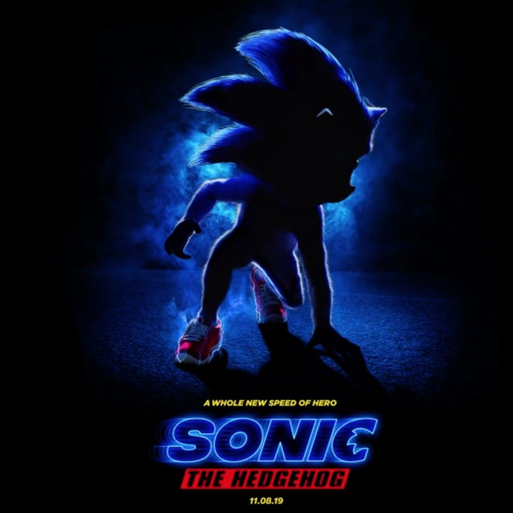sonic movie reaction