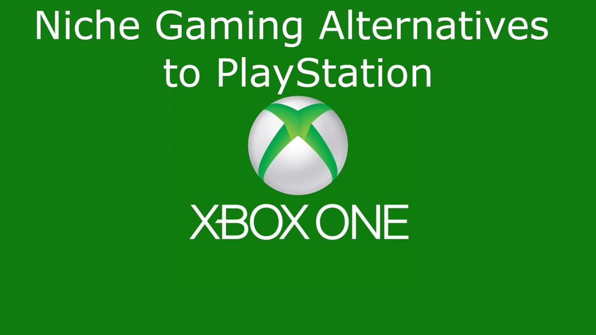 PlayStation Alternatives | Xbox One | Header