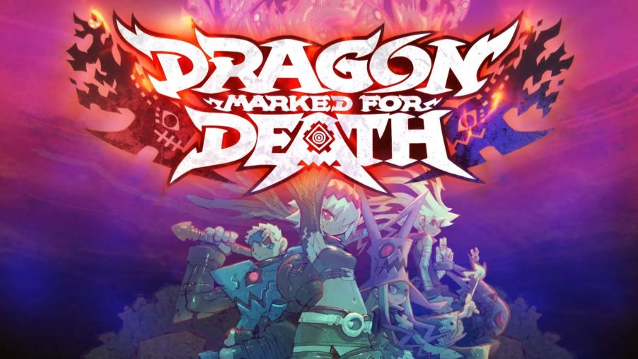 Dragon Marked for Death Banner