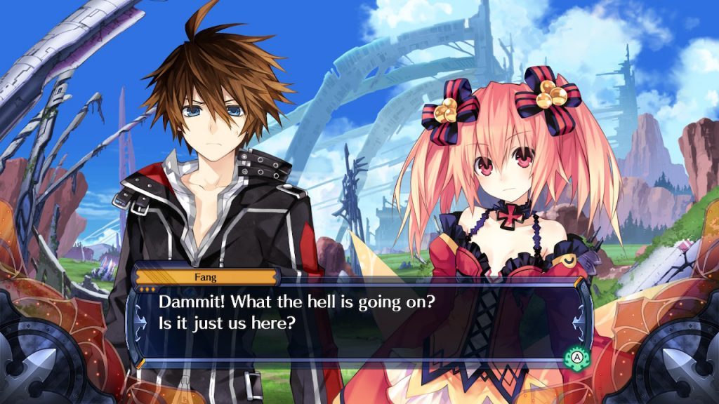 Fairy Fencer F: Advent Dark Force 2