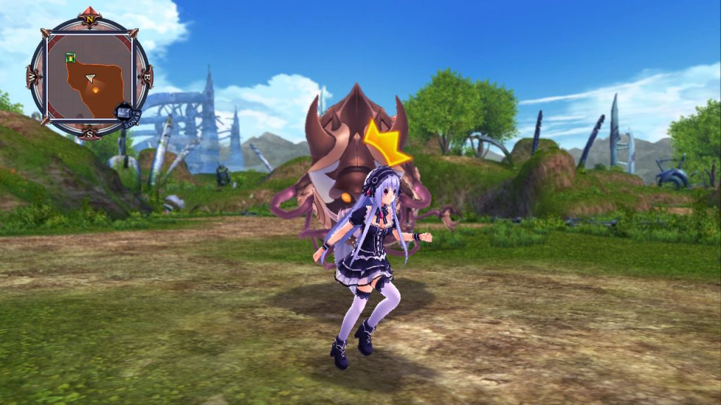 Fairy Fencer F: Advent Dark Force 3