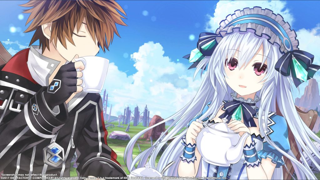 Fairy Fencer F: Advent Dark Force Banner