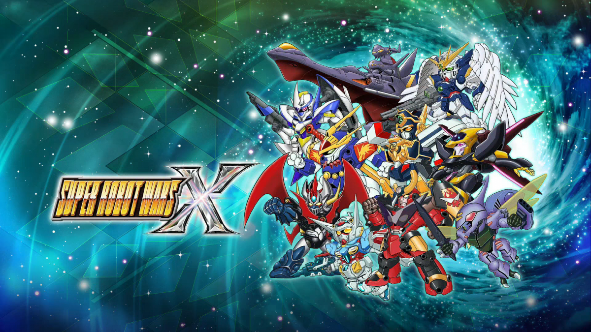 Game of the Year | Super Robot Wars X | Title