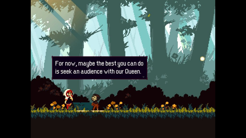 Momodora: Reverie Under the Moonlight 1