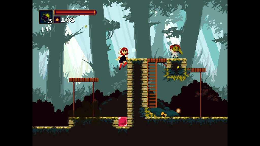 Momodora: Reverie Under the Moonlight 2