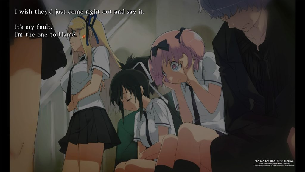 Senran Kagura Burst Re:Newal 2
