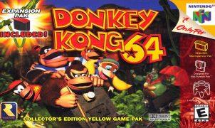 donkey kong 64 charity stream