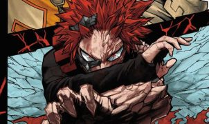 my hero academia volume 16 review