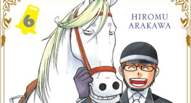 silver spoon volume 6 review