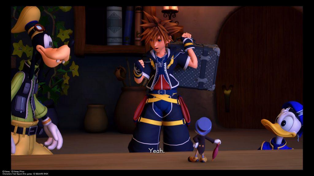 Kingdom Hearts III 1