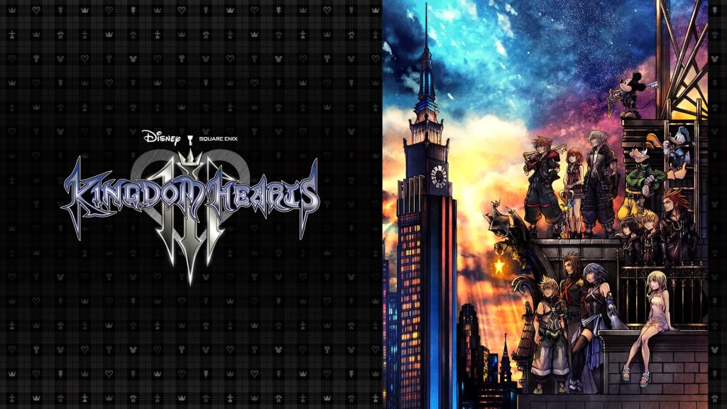 Kingdom Hearts III Banner 1