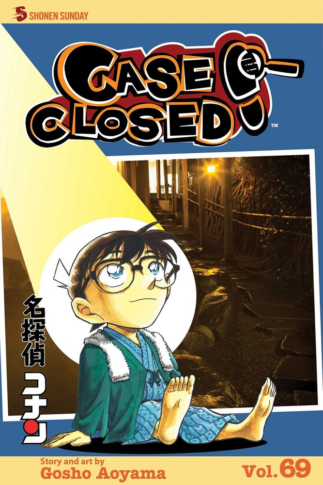 case closed volume 69 review