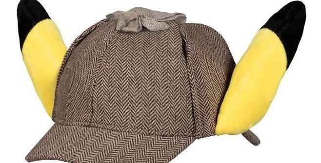 detective pikachu merch