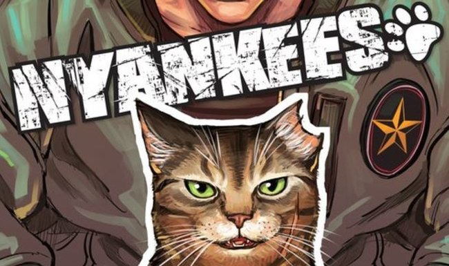nyankees volume 1 review