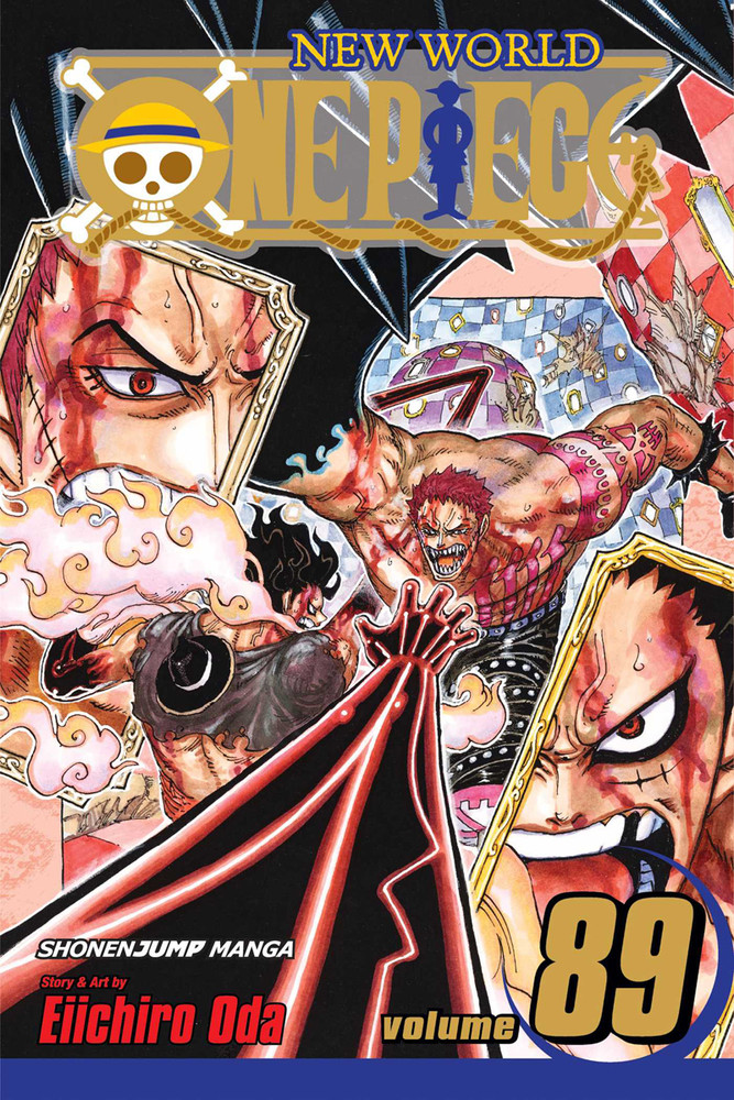 one piece volume 89 review