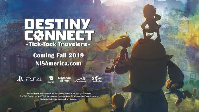 Destiny Connect | Header