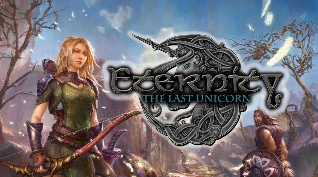 Eternity: The Last Unicorn Banner