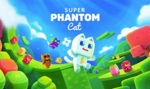 Super Phantom Cat title