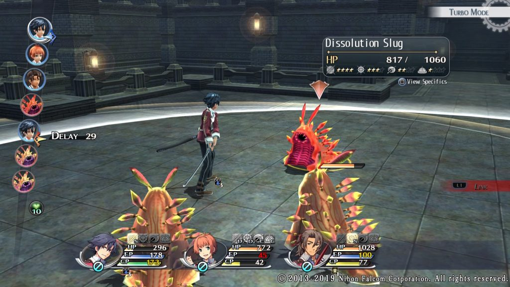 The Legend of Heroes: Trails of Cold Steel 6