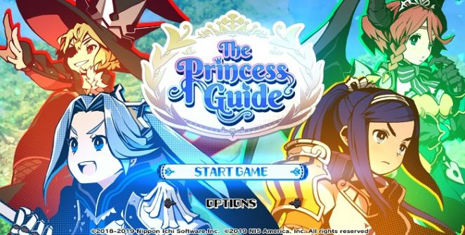 The Princess Guide | Header