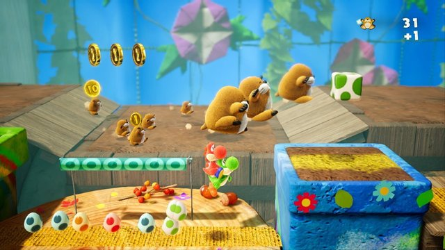 yoshi's crafted world trailer