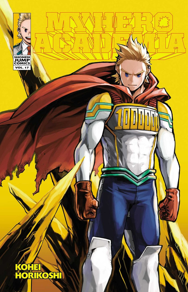 my hero academia volume 17 review