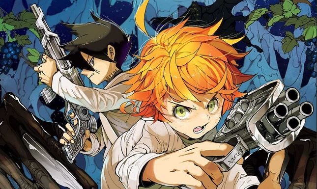 The Promised Neverland Vol  8 Review - Hey Poor Player