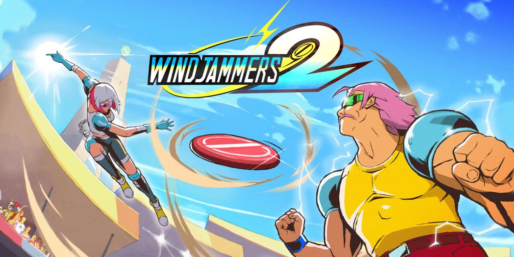 Windjammers 2, Switch, PS4