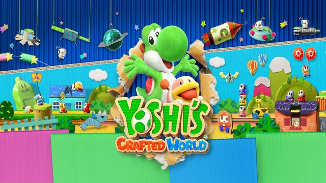 yoshi's crafted world guide