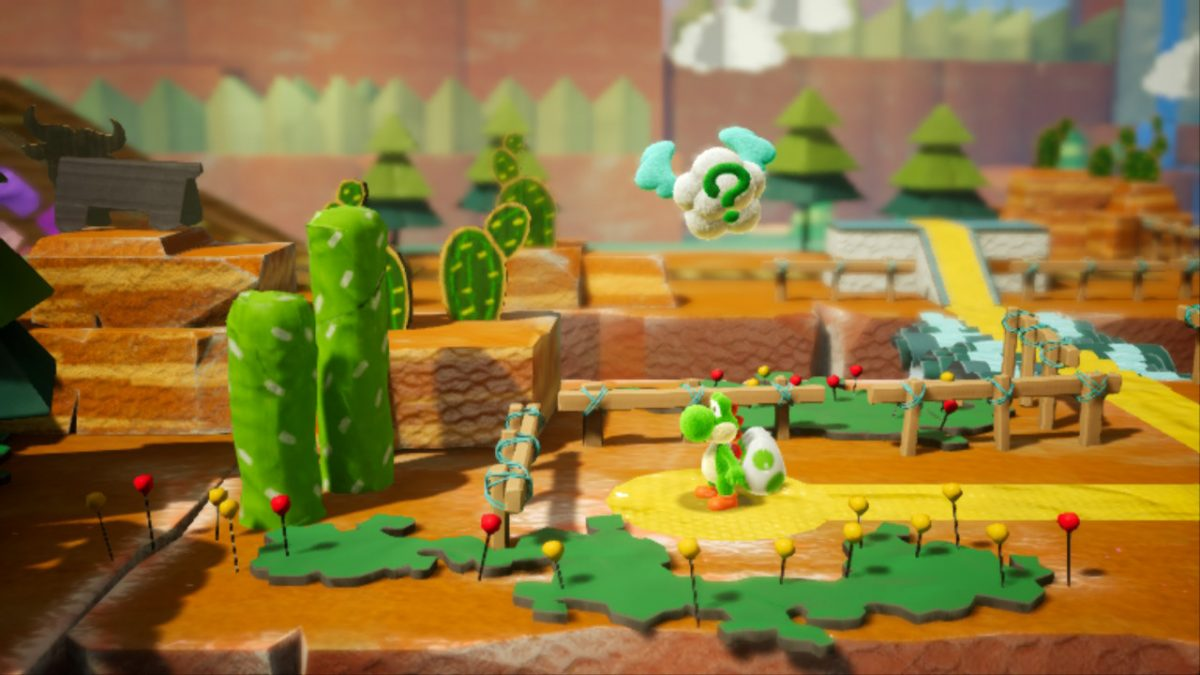 Whistlestop Rails Collectibles (Yoshi's Crafted World Guide