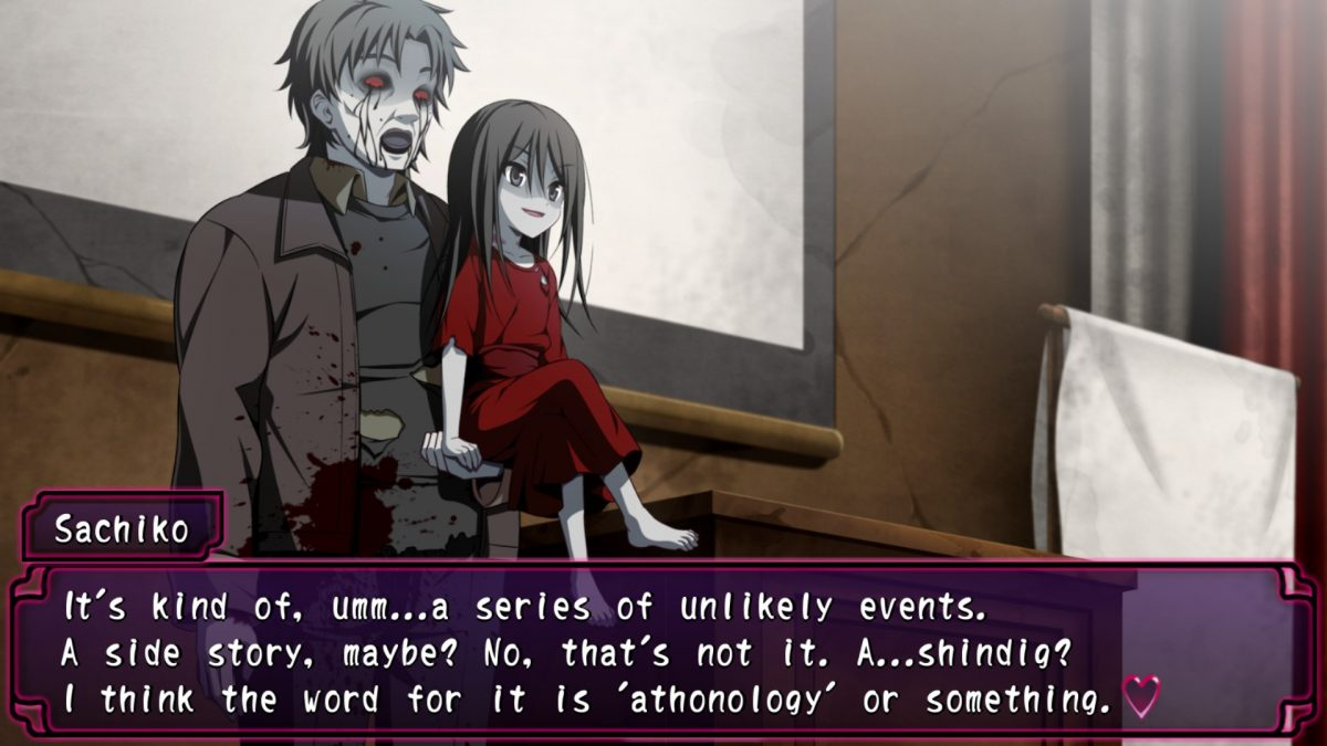 Corpse Party Sweet Sachiko S Hysteric Birthday Bash 1 Hey Poor
