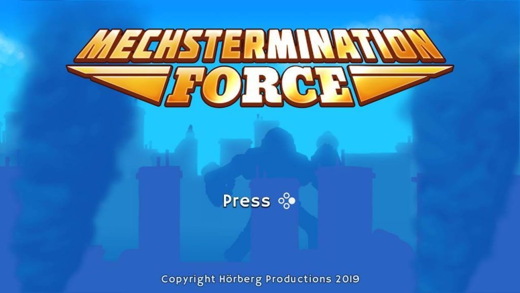 Mechstermination Force, Switch