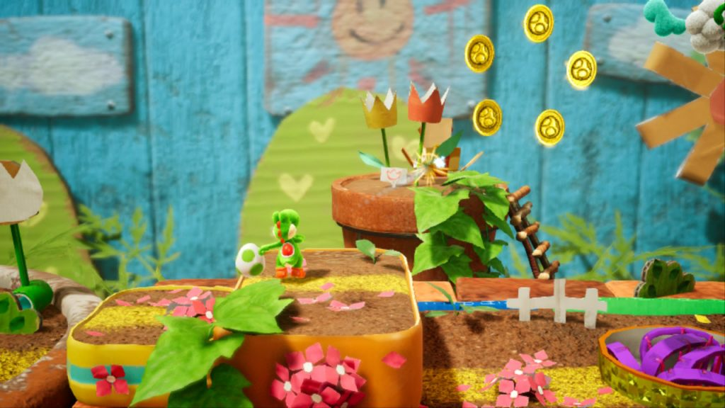 Spring Sprung Trail guide, Yoshi's Crafted World