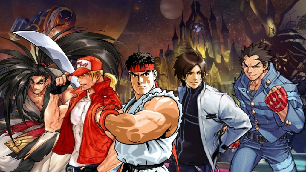 top ten fighting game protagonists