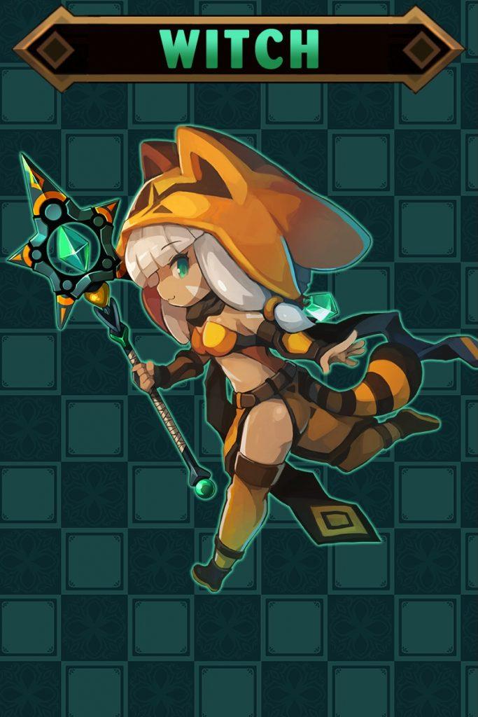 Lapis x Labyrinth Witch