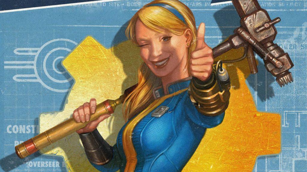 Fallout, Vault-Ten