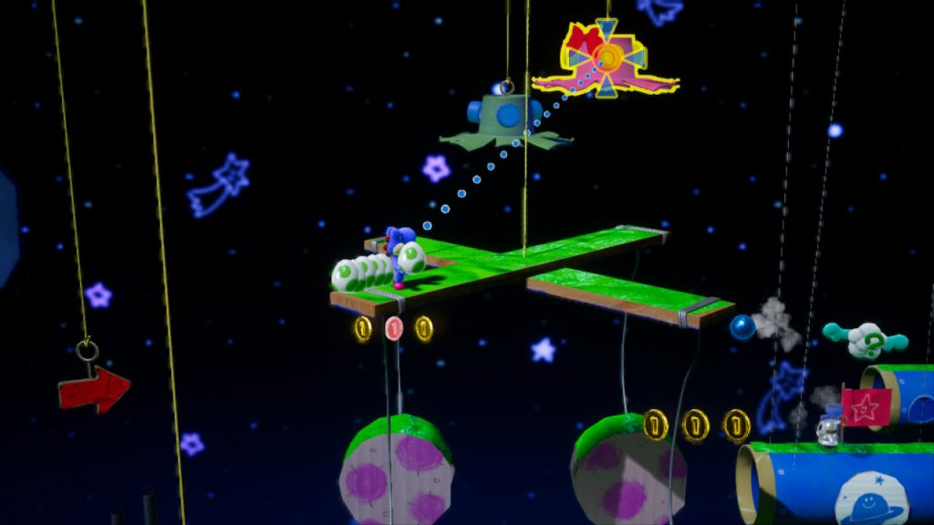 ride the star yoshi